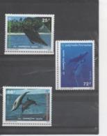 POLYNESIE Française - Mammifères Marins : Baleines, Dauphins - - Polynésie Française