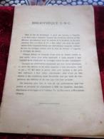 LISTE DES PUBLICATIONS BIBLIOTHÈQUE D.M.C-COTON-LIN-SOIE-BRODEUSES -BRODERIE-Loisirs Créatifs Scrapbooking - Scrapbooking