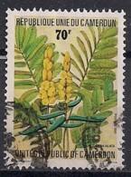 YT N° 680 - Oblitéré -Plantes Médicinales - Cameroun (1960-...)