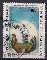 YT N° 811 - Oblitéré -Journée Nationale De L'Arbre - Cameroun (1960-...)