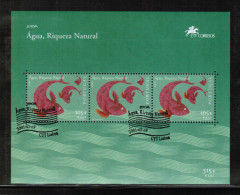 CEPT 2001 PT MI BL 168 USED PORTUGAL - 2001