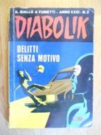 Diabolik XXIII N. 2 - Diabolik