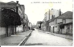 42  ROANNE . LE BASSIN DU CANAL  ( état ) - Roanne