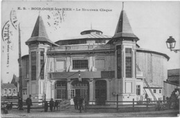 62 CPA BOULOGNE SUR MER LE NOUVEAU CIRQUE - Boulogne Sur Mer