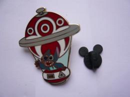 Big Pin S DISNEY STITCH 4,5 X 3,5 Cm Tbq - Disney