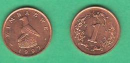 Zimbabwe 1 Cent 1997 - Zimbabwe