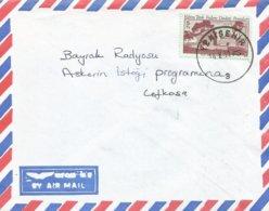 Cyprus Turkish 1981 Yenisehir Muslim Funerary Monuments Islam Cover - Islam