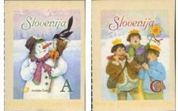 Ref. 251242 * MNH * - SLOVENIA. 2006. CHRISTMAS . NAVIDAD - Slovénie
