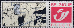 Belgique Tintin Le Lotus Bleu 1 ** - Bandes Dessinées