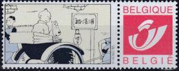 Belgique Tintin Le Lotus Bleu 2 ** - Bandes Dessinées