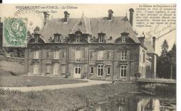 Ardennes GUIGNICOURT SUR VENCE Le Chateau Façade Du Parc Edt Suzaine Pierson   . ..G - Other Municipalities