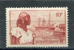 GUADELOUPE  N°  197 **   (Y&T)  (Neuf) - Unused Stamps