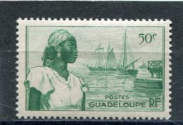 GUADELOUPE  N°  199 **   (Y&T)  (Neuf) - Unused Stamps