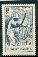 GUADELOUPE  N°  202 **   (Y&T)  (Neuf) - Unused Stamps