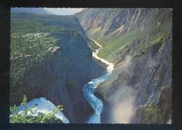 Noruega. *View Of Mabodalen...* Nueva. - Norway