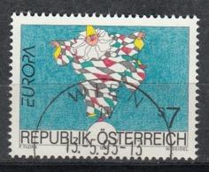 AUSTRIA 1993 - EUROPA CEPT - YVERT Nº 1922**USADO - Europa-CEPT