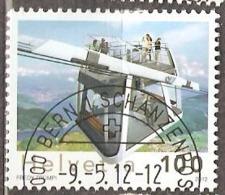 Switzerland: Single Used CTO Stamp, Cabrio-funicular, 2012, Mi#2253, - Suisse