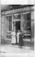 Carte-photo De BESANCON - Librairie Prost, 20 Rue Des Chaprais. Non Circulée. 1 Pli, Haut Droit. 2 Scan. - Besancon