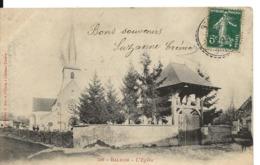 Ardennes BALHAM L'église . ..G - Other Municipalities