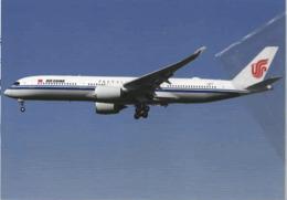 Air China Airways A350 F-WZGZ Airlines Avion At TLS Aereo - 1946-....: Modern Era