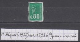 France Marianne De Bequet(1976) Y/T N°1893b Neuf ** (gomme Tropicale) - Variétés: 1970-79 Neufs
