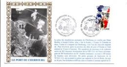 60 ANS LIBERATION DE CHERBOURG-OCTEVILLE MANCHE - Guerre Mondiale (Seconde)