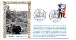 60 ANS LIBERATION DE SAINT LO MANCHE - Guerre Mondiale (Seconde)