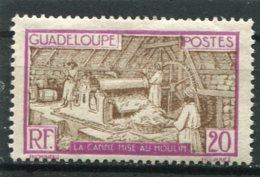 GUADELOUPE  N°  105 **  (Y&T)  (Gomme Détérioré) - Unused Stamps