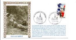 60 ANS LIBERATION DE PERIERS MANCHE - Guerre Mondiale (Seconde)