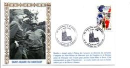 60 ANS LIBERATION DE SAINT HILAIRE DU HARCOUET MANCHE - Guerre Mondiale (Seconde)