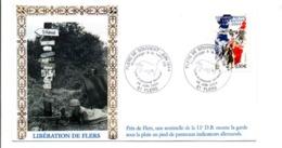 60 ANS LIBERATION DE FLERS ORNE - Guerre Mondiale (Seconde)