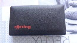 Rotring. Coffret Complet Avec Cartouche D'encre Et Accessoires - Other Collections