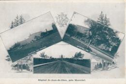 MONTREAL , Quebec , Canada , 00-10s ; L'Hopital St-Jean-de-Dieu ; #13 - Montreal
