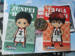 Baloncesto Basket Ball  2 Stickers Japan - Sport