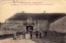 02 - VAUCLERC - Entrée De L'Abbaye - - Frankrijk