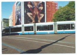 Amsterdam Leidseplein Tram Tramway Strassenbahn Trolley Streetcar - Amsterdam