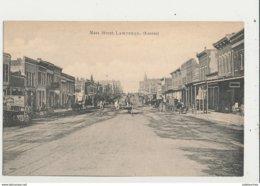 MASS STREET LAWRENCE KANSAS CPA BON ETAT - Lawrence