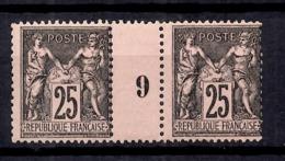 France Sage Maury N° 97 Millésime 1899 Neuf ** MNH. TB. A Saisir! - Millesimes