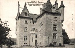 9231 -2019  EGLETON LE CHATEAU DE MAUMONT - Egletons