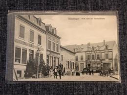 LUXEMBOURG  * Dudelange - Blick Auf Die Handelsstrasse - Vue Sur La Rue De Commerce - Dudelange