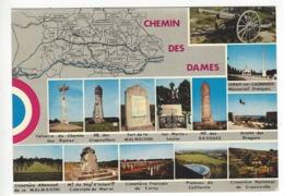 CHEMIN DES DAMES. (R.D.18) - France
