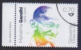 SLOVENIA 2019 - 150th Birth Anniversary Of Mahatma GANDHI, 1v. MNH (SPECIMEN) - Slovenia
