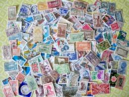 Colonies Françaises /France/ Ex Colonies - Lot Vrac De 160 Timbres Obl. Tous Différents - (voir Détails) - Briefmarken
