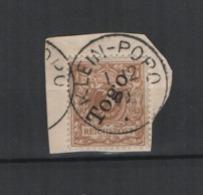 Togo 1897 , Maury 13a °, Cote 40,00 - Colonie: Togo