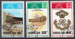 Gibraltar Used Set - Gibraltar