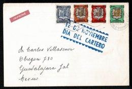 RARE ! Labo ABBOTT Dear Doctor ANDORRE 10-9-1967 Printed Matter Imprimé Pour Mexique + Cachet Mexicain DIA DEL CARTER - Pharmacy