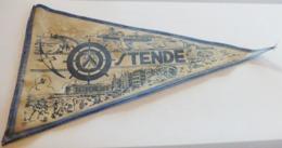 Belgique)  Fanion Touristique  OOSTENDE OSTENDE - Oostende
