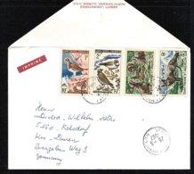 Laboratoire USA ABBOTT Dear Doctor SAINT PIERRE MIQUELON 25-9-1967 Imprimé Tarif Pour Allemagne TTB ! - Pharmacy