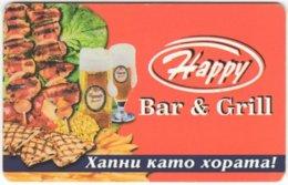 BULGARIA A-516 Chip Mobika - Food, Drink, Beer - Used - Bulgarien