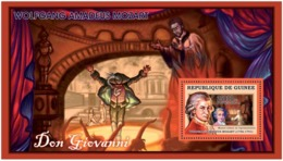 Guinea 2006 MNH -  W.A.Mozart - Don Giovanni - YT 328, Mi 4278/BL984 - Guinea (1958-...)